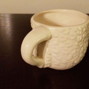 Kitchen - Vintage Lamb child-sized cup